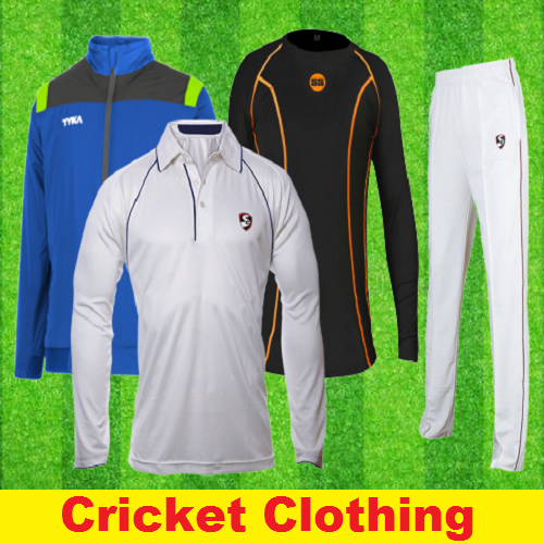 Cricket Clothing - Online Stockist